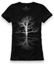 Tree Black Damska - Underworld