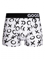 Kółko i Krzyżyk - Bokserki Męskie - Good Mood