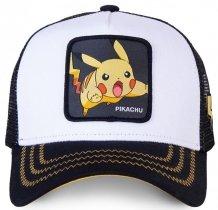 Pikachu Pokemon - Czapka Junior Capslab