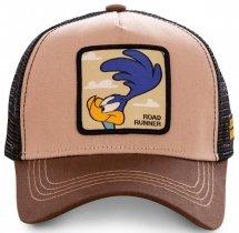 Road Runner Gray Looney Tunes - Czapka z daszkiem Capslab