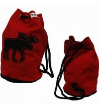 Moose Red Tote Bag - worek - LazyOne