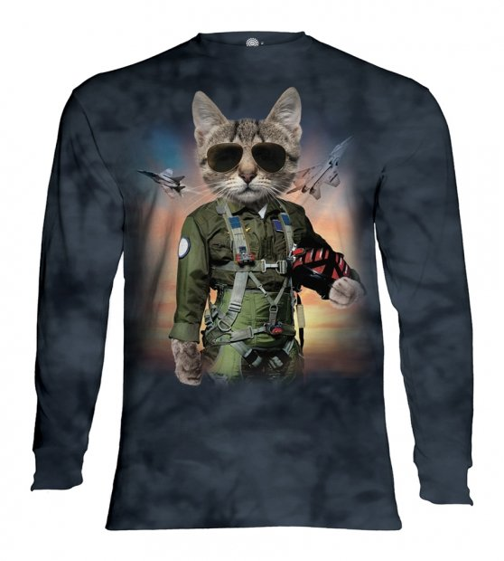 Tom Cat - Long Sleeve The Mountain