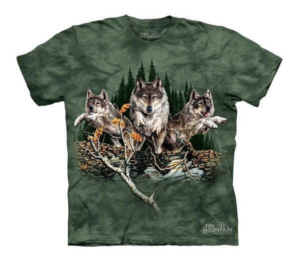 Find 12 Wolves - The Mountain - Junior