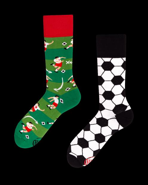 Football Fan - Ponožky - Many Mornings