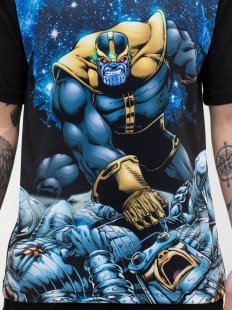 Thanos Comics Action - Marvel