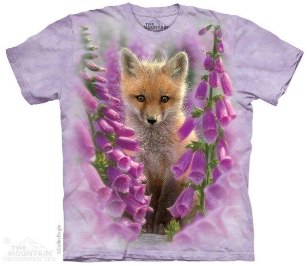 Foxgloves - T-shirt The Mountain