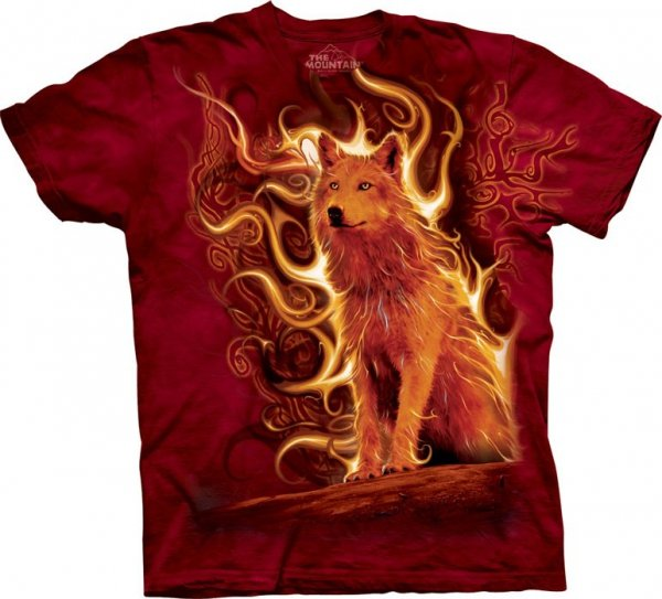 Phoenix Wolf - The Mountain