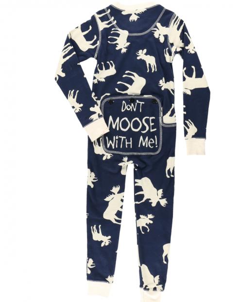 Classic Moose Blue Flapjack Junior – LazyOne