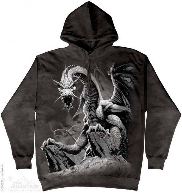 Black Dragon - Mikina The Mountain