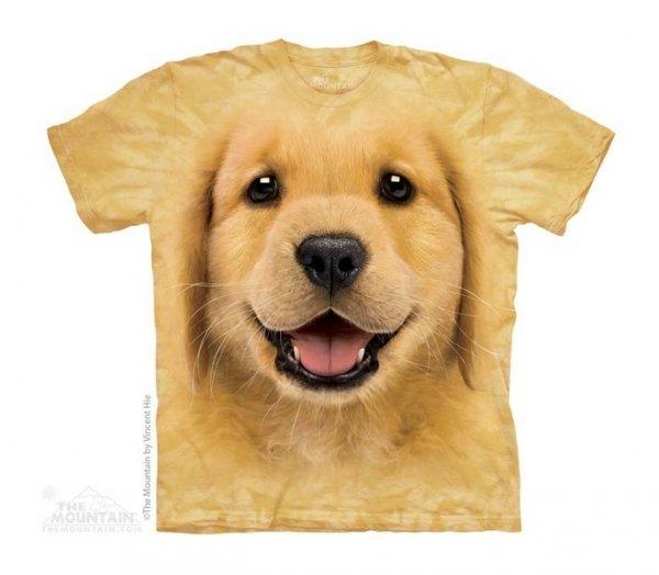 Golden Retriever Puppy - The Mountain - Junior