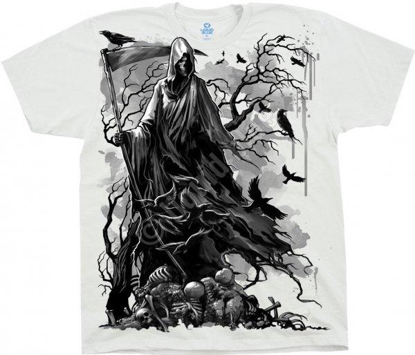 Reaper Crows - Liquid Blue
