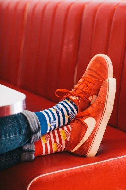 Fries and Soda - Ponožky - Many Mornings