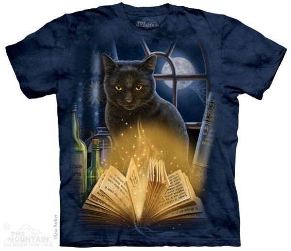 Bewitched - T-shirt The Mountain
