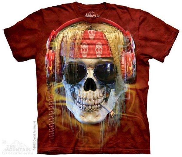 Rocker Skull - The Mountain