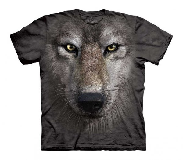 Wolf Face - The Mountain - Junior
