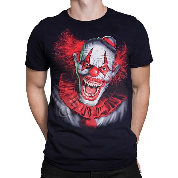 Scary Clown - Liquid Blue