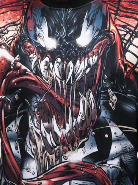 Venom Comics Face - mikina Marvel