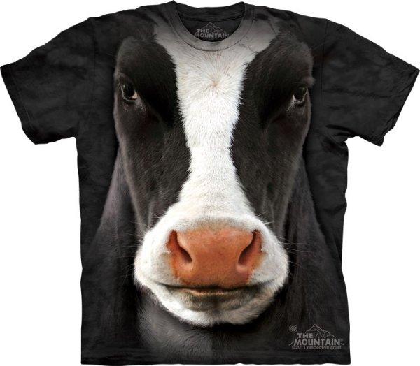 Black Cow Face - The Mountain