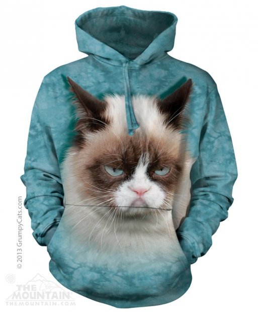 Grumpy Cat - Bluza The Mountain