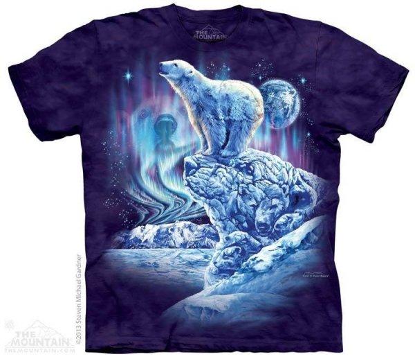 Find 11 Polar Bears - The Mountain