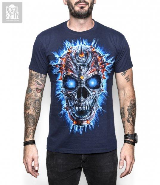 Terminator Skull - Cool Skullz