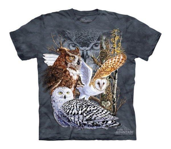 Find 11 Owls - The Mountain - Koszulka  Junior