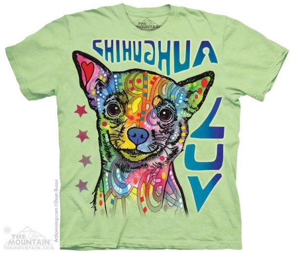 Chihuahua Luv - T-shirt The Mountain