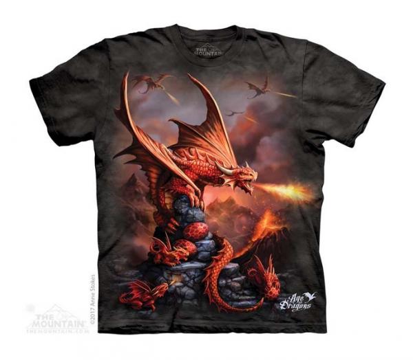 Fire Dragon - The Mountain - Dziecięca