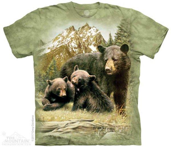 Black Bear Family - The Mountain
