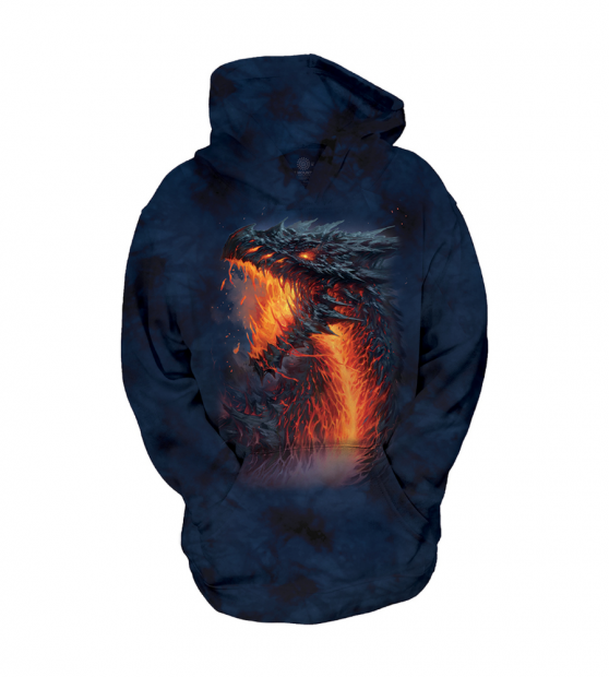 Lavaborn Dragon - The Mountain - Bluza Junior