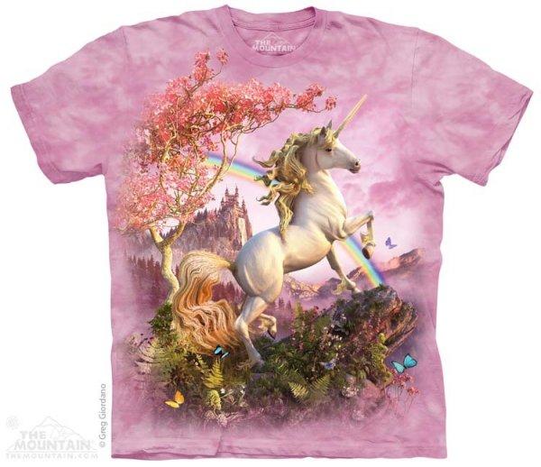 Awesome Unicorn - The Mountain