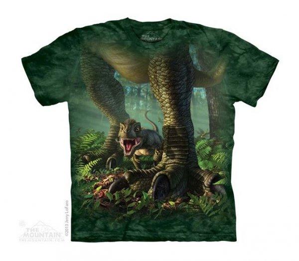Wee Rex - dinozaury - The Mountain - Junior