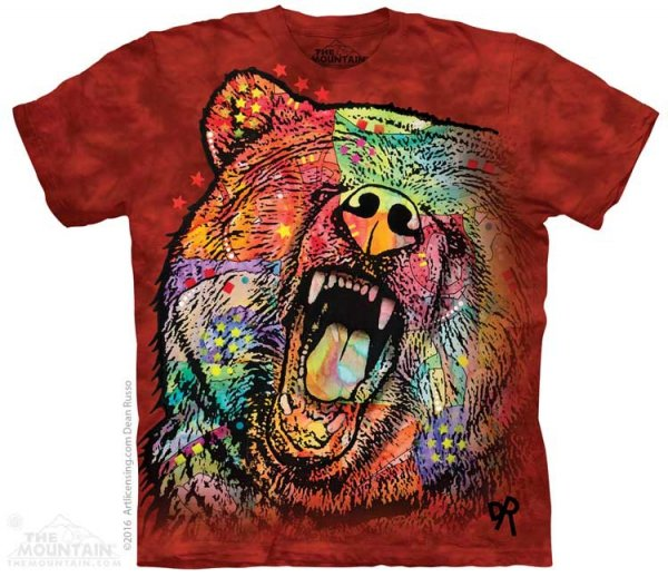 Russo Grizzly - The Mountain