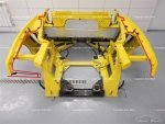Lamborghini Gallardo Spyder Rear end frame chassis section