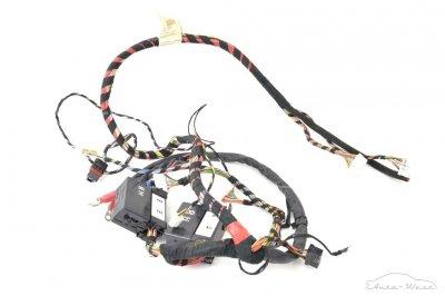 Ferrari 360 Modena Spider F131 F133B Rear wall right cables harness wiring loom