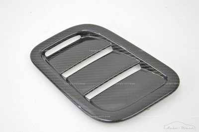 Aston Martin Vantage V12 V12S OEM Right carbon bonnet vent strake