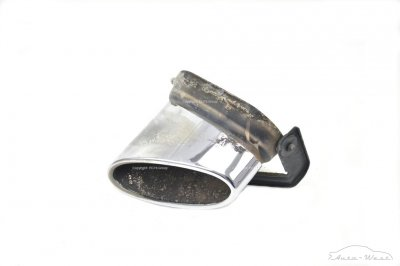 Bentley Continental GT GTC Flying Spur Left exhaust tip end pipe