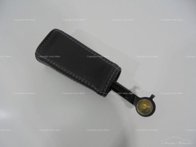 Aston Martin DB9 DBS Vantage Rapide Virage RH Seatbelt buckle stalk assembly