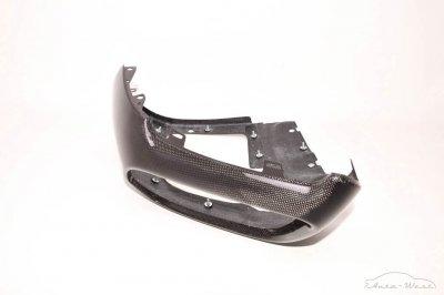 Ferrari 812 Superfast Rear left carbon bumper tailpipes frame