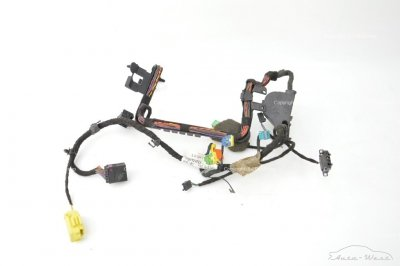 Bentley Continental GT GTC Flying Spur Steering column combination switch wiring loom harness