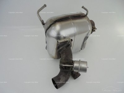 Ferrari 458 Italia F142 Exhaust muffler silencer rear left