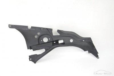Lamborghini Aventador Front trunk boot left plastic cover trim