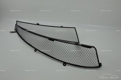 McLaren Mp4-12C Right side grille grid