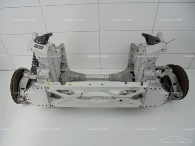 Aston Martin Vantage 4.7 V8 Complete front chassis frame sub system suspension
