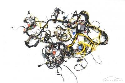 Ferrari 360 Modena Spider F131 F133B Interior LHD cables wiring harness loom passenger compartment