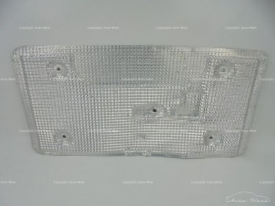 Aston Martin DB9 DBS Virage Fuel tank heatshield