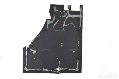 Ferrari F430 430 360 Modena F131 F133B Right floor insulation carpet mat