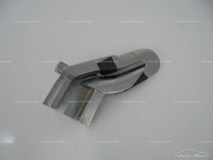 Aston Martin Vantage Roadster LH Seatbelt trim chrome