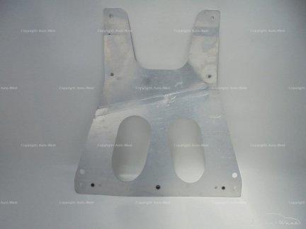 Aston Martin DB9 Catalytic covers unterboden damaged