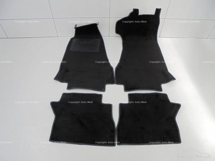 Aston Martin DB9 DBS Virage Carpet floor mat set